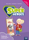 Super Heroes kl. 0. Podręcznik do języka angielskiego - Wychowanie przedszkolne