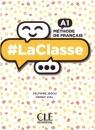 LaClasse A1 książka + DVD Delphine Jegou, Cedric Vival