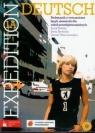 Expedition Deutsch 1A Podręcznik z ćwiczeniami z płytą CD Betleja Jacek, Nowicka Irena, Wieruszewska Dorota