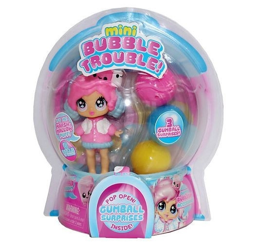 Laleczka pachnąca MIX Mini Bubble Trouble (HSI-79776)