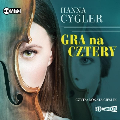 Gra na cztery (Audiobook) Hanna Cygler