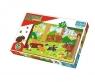 Puzzle 15 Maxi Zwierzęta w les