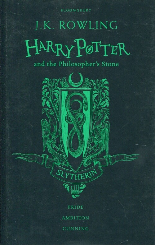 Harry Potter and the Philosopher's Stone Slytherin Rowling J.K.