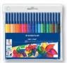 Flamastry do kolorowania dla dorosłych 20 kolorów w etui - kolekcja Johanna