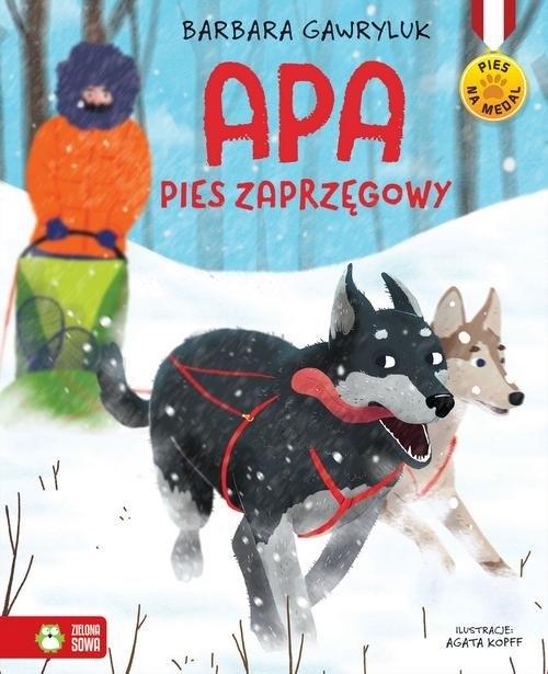 Pies na medal Apa pies zaprzęgowy Gawryluk Barbara