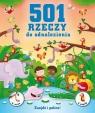 501 rzeczy do odnalezienia dla chłopców