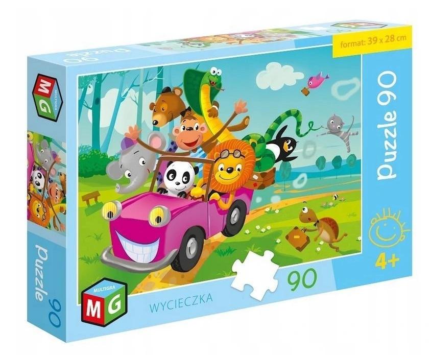 Puzzle 90: Wycieczka (0576)