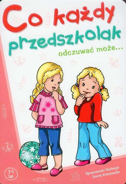 Co każdy przedszkolak odczuwać może... Krassowska Dorota