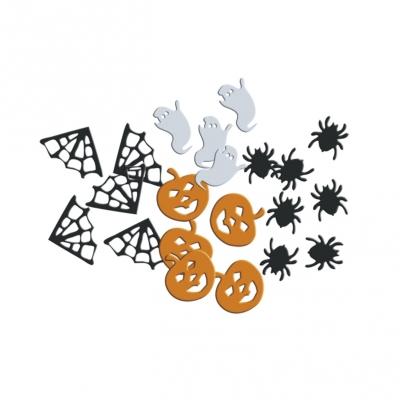 Konfetti na Halloween