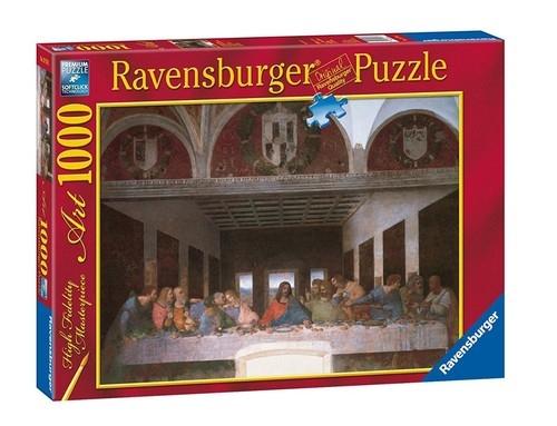 Puzzle Art. Da Vinci Ostatnia wieczerza 1000 (15 776 1)
