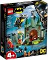 Lego DC Super Heroes: Batman i ucieczka Jokera (76138)Wiek: 4+