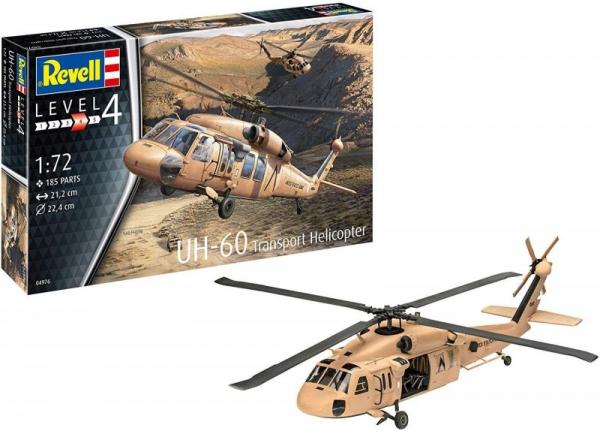 Model do sklejania UH-60 Transport Helicopter (04976)