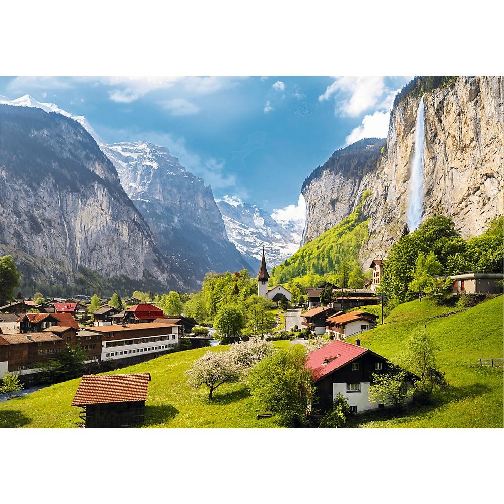 Puzzle 3000: Lauterbrunnen, Szwajcaria (33076)