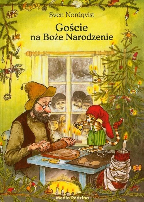 Goście na Boże Narodzenie Nordqvist Sven