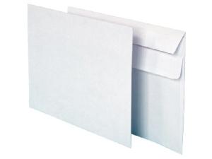 Koperty C6, 25 szt. - białe