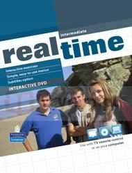 Real Life Intermediate DVD Real Time Martyn Hobbs, Julia Starr-Keddle, Marta Umińska