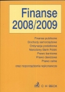 Finanse 2008/2009