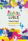 Lubię tworzyć 4 plastyka podręcznik z płytą CD Szkoła podstawowa Sygut Wojciech, Kwiecień Marzena