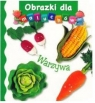 Obrazki dla maluchów. Warzywa wyd.2017
