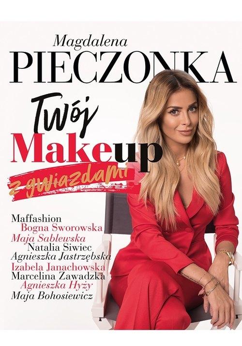 Twój make-up z gwiazdami Magdalena Pieczonka