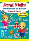 Zeszyt 5-latka Basia i Julek Zanim pójdę do szkoły
