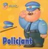 Zawody. Policjant