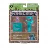 Minecraft figurka Steve z eliksirem niewidzialności