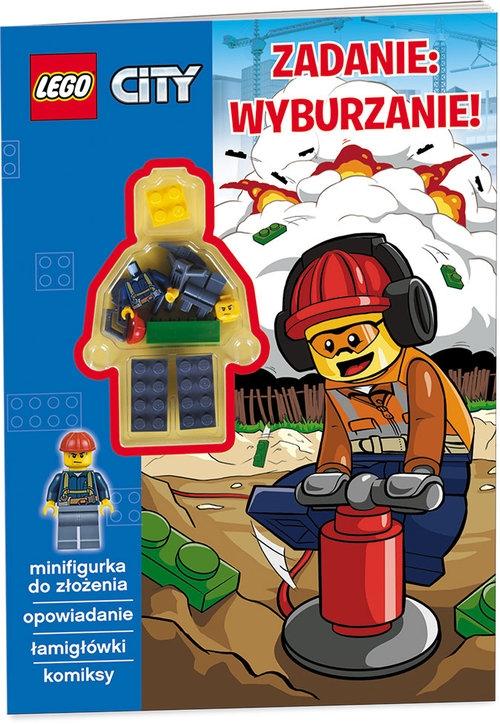 Lego City Zadanie: wyburzanie! (LMJ8)