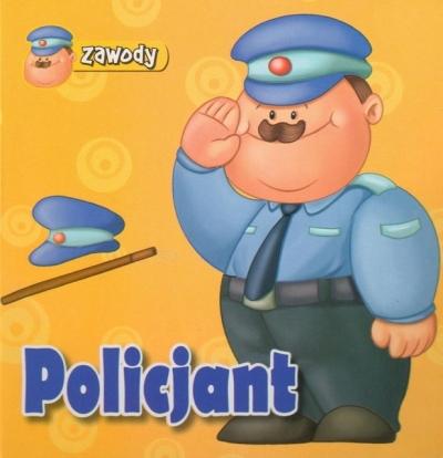 Zawody. Policjant praca zbiorowa