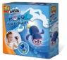 Zabawka do kąpieli: Pływający pingwinek