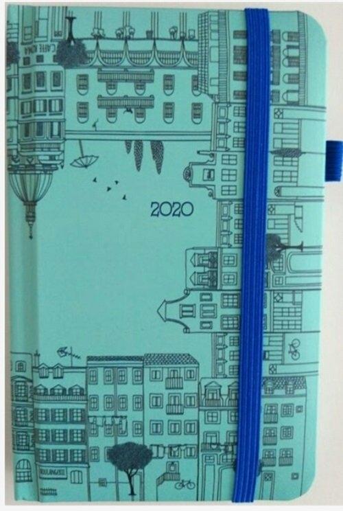 Kalendarz kieszonkowy DIK miasto