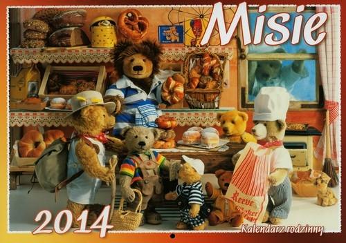 Kalendarz 2014 WL 6 Misie