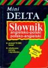 Mini słownik angielsko-polski polsko-angielski