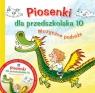 Piosenki dla przedszkolaka 10 Muzyczne podróże Zawadzka Danuta, Gąsieniec Stefan