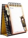 Notes z długopisem na podstawce - Bee Loved