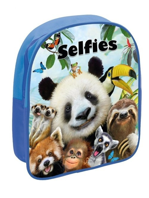 Plecak mały Selfies