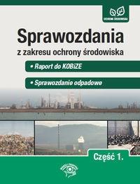 Sprawozdania z zakresu ochrony środowiska Matysiak Bartłomiej