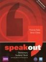 Speakout Elementary Students' Book with ActiveBook and MyEnglishLab z płytą Eales Frances, Oakes Steve