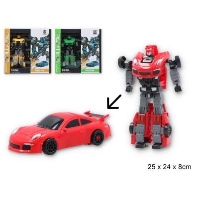 Robot Gazelo transormujący w auto (G122310)