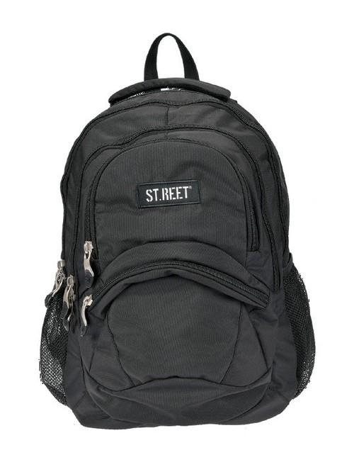 Plecak 4-komorowy St.reet Black