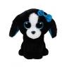 Beanie Boos: Tracey - maskotka Czarny Piesek, 24cm (37076)