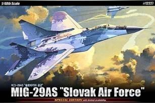 MIG-29AS Slovak Air Force 1:48 (12227)