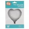 Balon foliowy Godan serce 18cal (FG-S36SR)