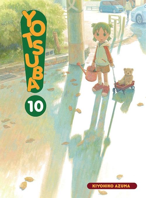Yotsuba! #10 Kiyohiko Azuma