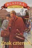 Znak czterech Doyle Arthur Conan
