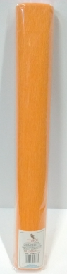 Bibula marszczona krepa krepina Tymos pomarańczowy 500