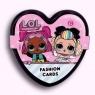 LOL Suprise Fashion Cards - Karty modowe czarne (73764)Wiek: 5+