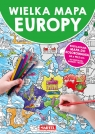 Wielka mapa Europy