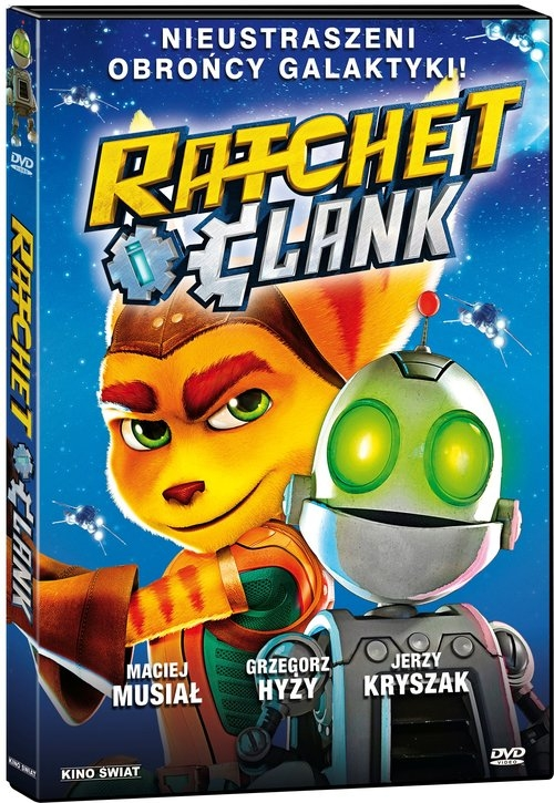 Ratchet i Clank Munroe Kevin, Cleland Jerrica