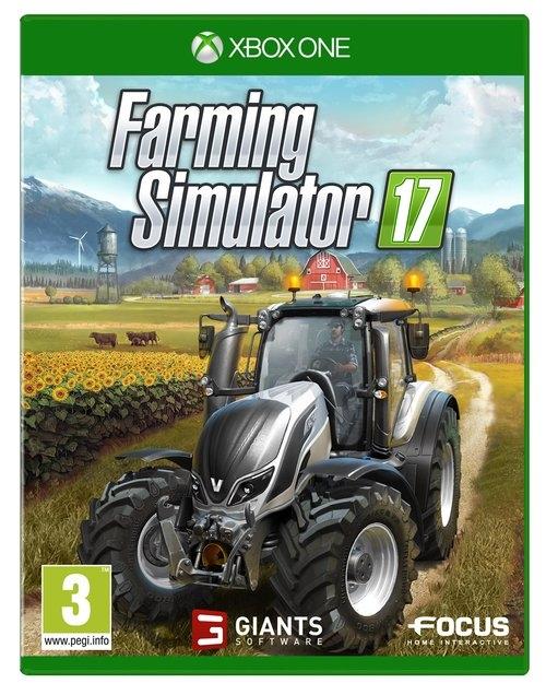 Farming Simulator 2017 XONE